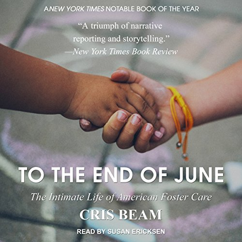 To the End of June: The Intimate Life of American Foster Care by Tantor Audio
