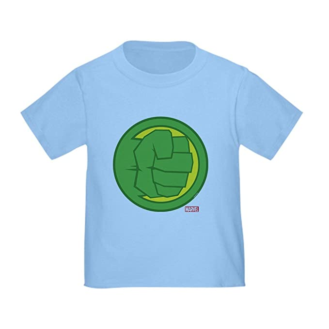 Amazon Cafepress Hulk Fist Icon Cute Toddler T Shirt 100