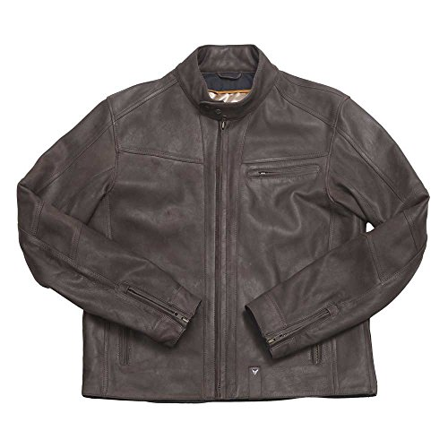 Triumph Kenny Casual Leather Jacket XXXL Brown ()