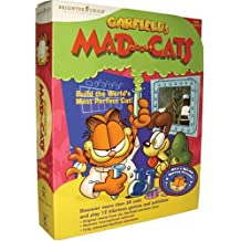 Garfield Mad About Cats