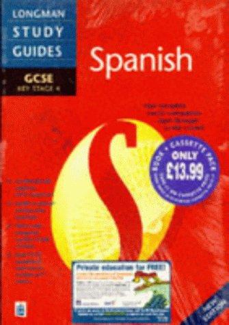 Longman GCSE Study Guides: Spanish pack cassette by Longman