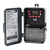 Multipurpose Control 24 Hour Time Switch, 120-277 VAC Input Supply, 1 Channel, SPST Output Dry Contact