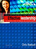 Effective Leadership, Chris Roebuck, 0814470599
