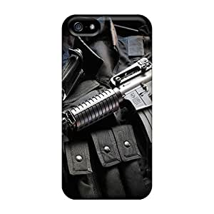 High Impact Dirt/shock Proof Case Cover For Iphone 5/5s (militant)