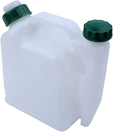 2 Stroke Oil Fuel Petrol Mixing Bottle For Strimmer Chainsaw 20:1,25:1,40:1