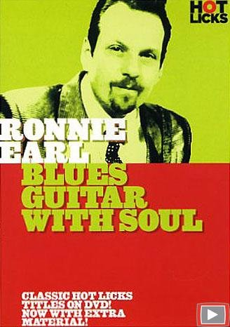 (Ronnie Earl: Blues Guitar with Soul )