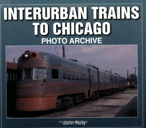 Interurban Trains to Chicago Photo Archive ()