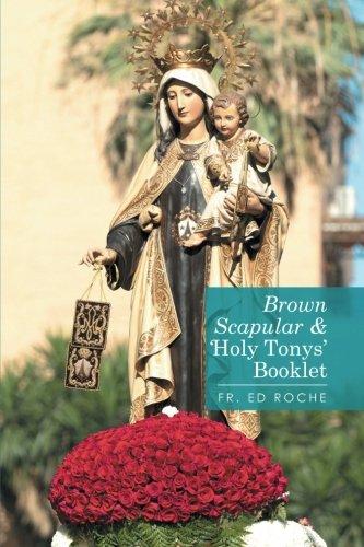 Brown Prayer Scapular - Brown Scapular & 'Holy Tonys' Booklet