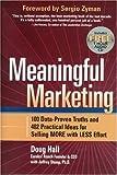 Meaningful Marketing, Doug Hall, 1578601789