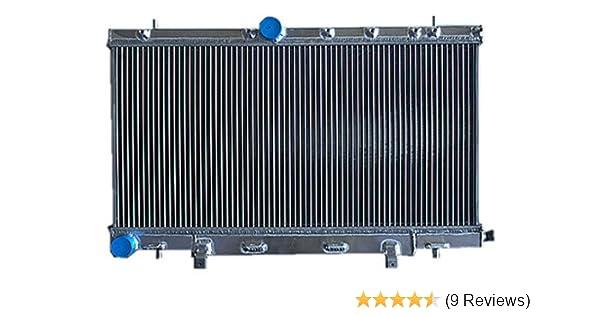 Aluminum 2 Row Core Performance Radiator for 02-07 Subaru Impreza WRX//STi Manual
