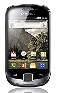 Samsung Galaxy Fit S5670 Unlocked Phone with Android OS, 5MP Camera, GPS, Wi-Fi and FM Radio
