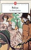 Le Pere Goriot 9782253004271