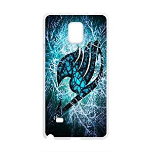 Blue green fairy tail Cell Phone Case for Samsung Galaxy Note4