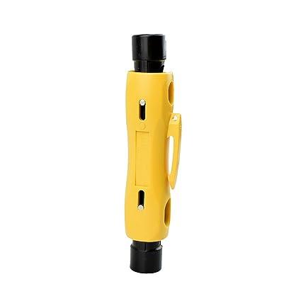 Pelacables del cortador, Pelacables la pluma cable coaxial para la herramienta multifuncional del separador de
