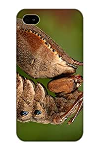Exultantor Faddish Phone Animal Insect Case For Iphone 4/4s / Perfect Case Cover