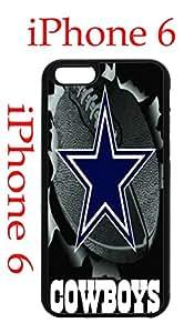 Dallas Cowboys iPhone 6 4.7 Case Hard Silicone Case