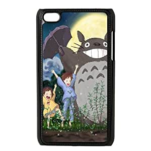 iPod Touch 4 Case Black My Neighbour Totoro J3430905