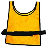 MARTIN SPORTS Heavy Weight Scrimmage Vests, Gold