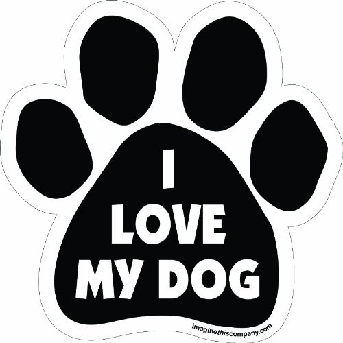 imagine-this-paw-car-magnet-i-love-my-dog-5-1-2-inch-by-5-1-2-inch