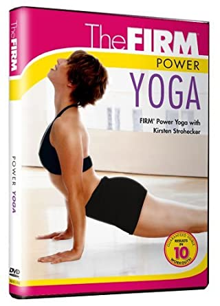 Amazon.com: The Firm Power Yoga [DVD]: Movies & TV