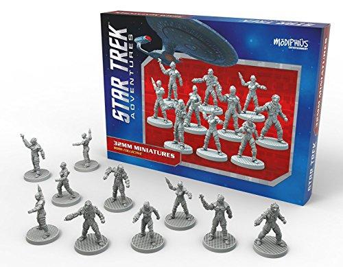 Star Trek Adventures: Borg Collective Miniature Set ()