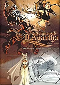 Book's Cover ofLes Seigneurs d'Agartha tome 2 : L'oracle