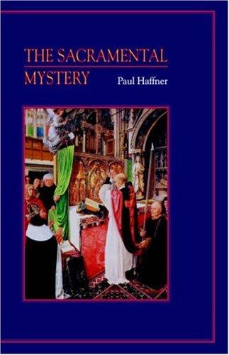 The Sacramental Mystery