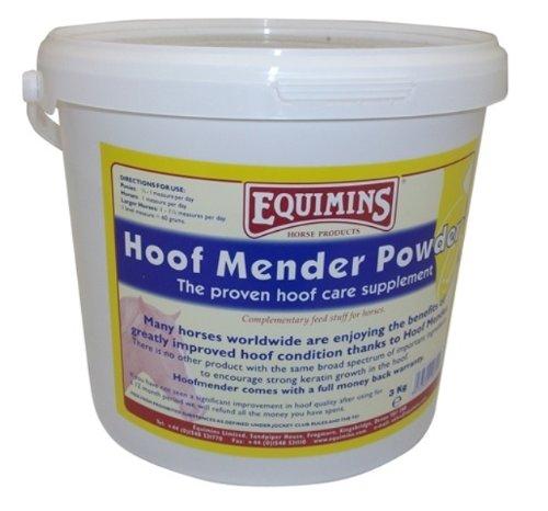 Equimins Horse Hoof Mender Powder x Size  3 Kg Tub