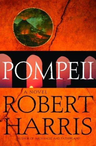 book cover of Pompeii