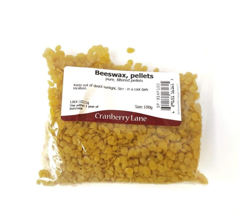 Beeswax Pellets 1kg Cranberry Lane SP-BSXP1kg