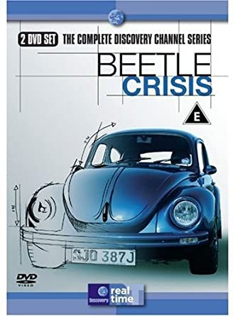 Beetle Crisis: The Complete Series [DVD]: Amazon co uk: DVD