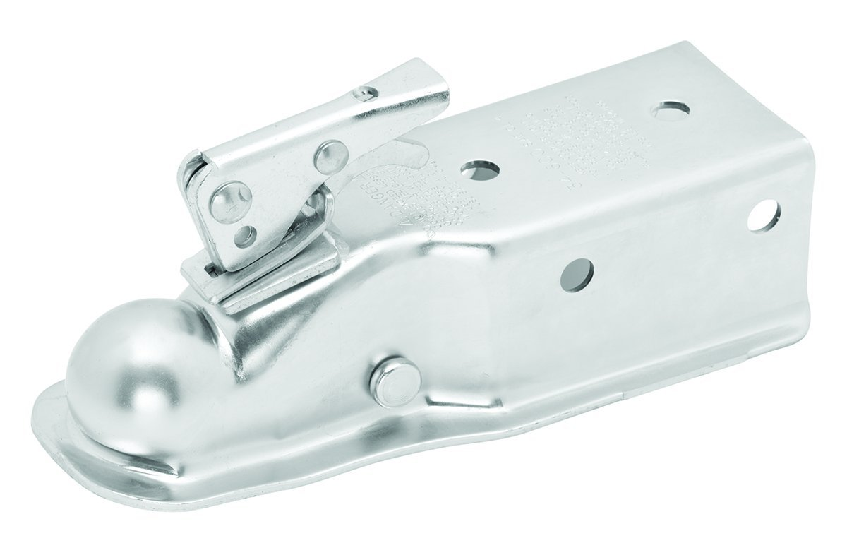 Fulton 34600 0301 Trailer Coupler, Class IV 6000 lbs. Rating by Fulton