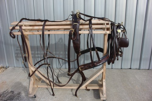 Horse Buggy Harness - 1