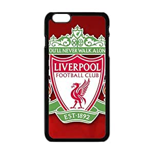 Happy Liverpool Football Club Cell Phone Case for Iphone 6 Plus
