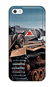 Premium [lblJnhi12381BmbZD]tank Military Man Made Military Case For Iphone 5/5s- Eco-friendly Packaging