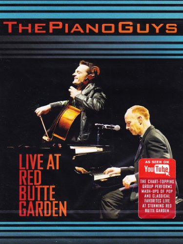The Piano Guys: Live at Red Butte Garden (Piano Guys Dvd)