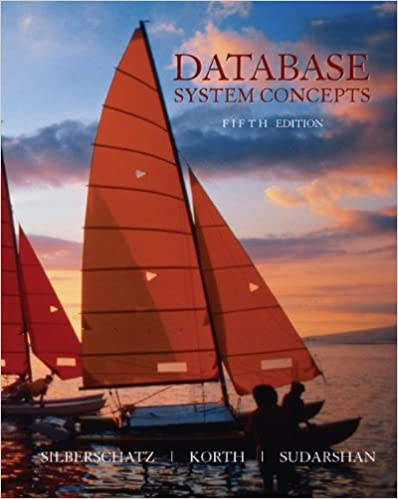 Book Database Systems Concepts