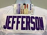 Justin JeffersonMinnesota Vikings Signed Autograph
