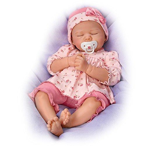 Pleasant Dreams, Penelope TrueTouch Silicone with Hand-Ro...