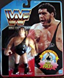 WWF Andre the Giant Wrestling Action Figure By Hasbro WWE WCW ECW
