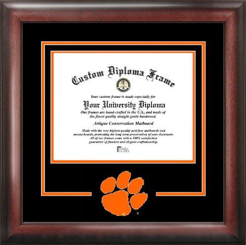 clemson diploma frame - 1