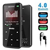 Best Audio Book Players - RUIZU X19 8GB MP3 Player, Built-in Speaker Metal Review