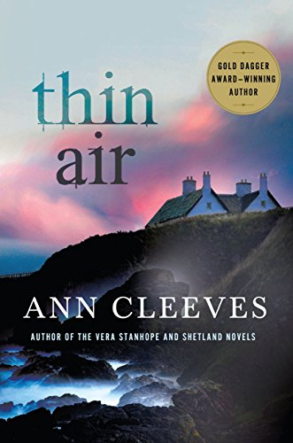 Image of Thin Air: A Shetland Mystery