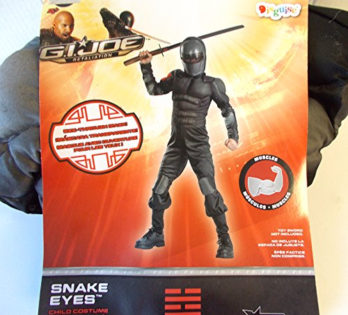 Gi Joe Snake Eyes Mask - 7