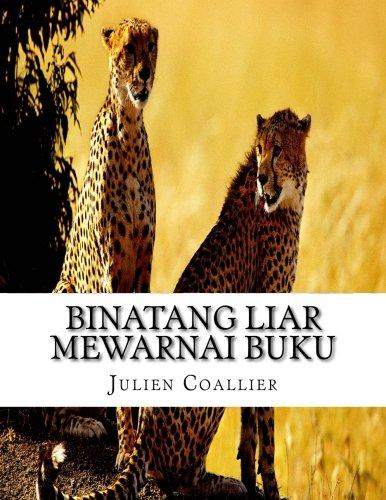 Download Binatang Liar Mewarnai Buku (Indonesian Edition) pdf