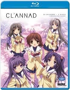 Clannad: Complete first season [Blu-ray]