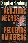 Agujeros Negros y Pequenos Universos par Hawking