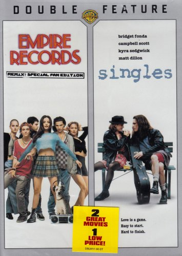 (Empire Records Remix! Special Fan Edition/Singles (DBFE) (DVD))