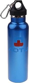 sharplace Thermos in acciaio inox bottiglia di acqua, bottiglia di sport | senza BPA | 600ML, Blau
