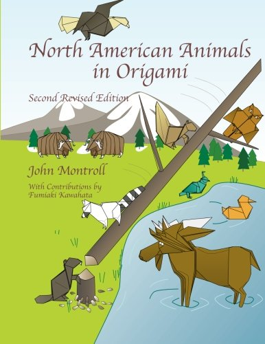 Download North American Animals in Origami: Second Revised Edition pdf